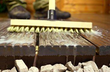Sredstvo za čišćenje drva