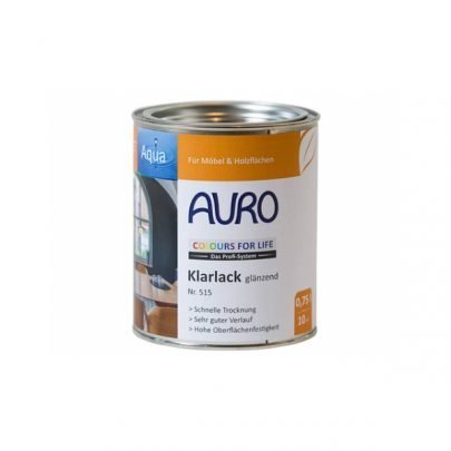 Bezbojni lak za drvo Auro