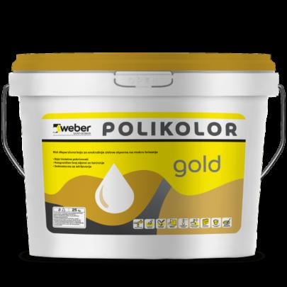boja za zid polikolor Gold
